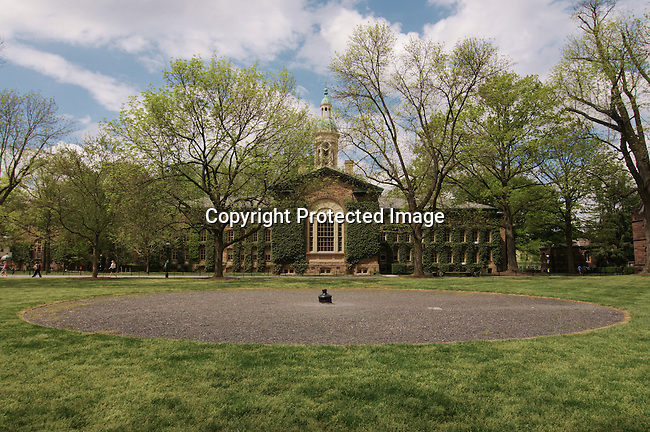 Princeton university, Nassau Hall