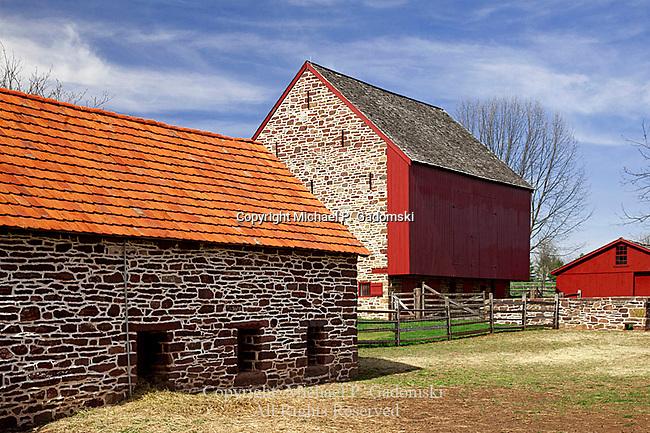The Historic Peter Wentz Farmstead, Montgomery County, Pennsylvania