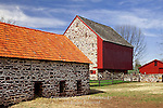 The Historic Peter Wentz Farmstead, Montgomery County, Pennsylvania