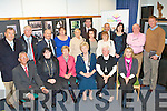 MITCHELS PHOTO EXHIBITION: The Deputy Mayor attending the Mitchels Regeneration Photography Exhibition at the Kerry County Library on Tuesday seated l-r: ??????ANNE WILL KNOW HIM???????? Caroline Toal (T.T.C), Catherine Healy, Deputy Mayor Mariead Fernane, Angela Walsh and Delores McElligott.  Back l-r: Ted Fitzgerald, John Duggan, Tim McSwenney (T.T.C), Maureen O'Sullivan, (St Bridgets FRC), Marion McCormac, Tom Curran (County Manager), Niamh O'Sullivan (T.T.C), Michael Scanell (Town Clerk), Phil Barrett, Sharon O'Shea (North & East), John Donnelly and Arthur J. Spring (T.T.C)..