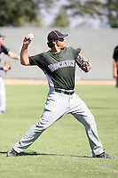 Nolan Arenado - Colorado Rockies - 2010 Instructional League.Photo by:  Bill Mitchell/Four Seam Images..