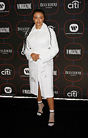 LOS ANGELES, CA - FEBRUARY 07: Mahalia attends the Warner Music Pre-Grammy Party at the NoMad Hotel on February 7, 2019 in Los Angeles, California.     <br /> CAP/MPI/IS<br /> &copy;IS/MPI/Capital Pictures