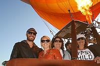 20151012 October 12 Hot Air Balloon Gold Coast