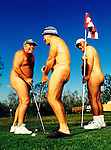 Nude Golf