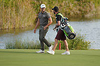 Haydn Porteous (RSA) during Round 2 of the Portugal Masters, Dom Pedro Victoria Golf Course, Vilamoura, Vilamoura, Portugal, 25/10/2019<br />