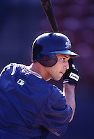 1996: Raul Ibanez of the Tacoma Rainers before game at Cashman Field in Las Vegas,NV.  Photo by Larry Goren/Four Seam Images