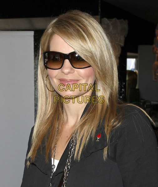 CANDACE CAMERON BURE .Relief Fund Pre-Oscar gifting suite Hosted by Silver Spoon Inc held At Interior Illusion, West Hollywood, California, USA, 4th March 2010..portrait headshot sunglasses .CAP/ADM/KB.©Kevan Brooks/AdMedia/Capital Pictures.