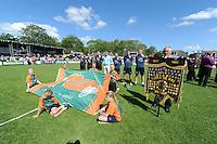 KAATSEN: DRONRIJP: 07-06-2015, De Eise Eisingapartij, winnaars Jan Dirk de Groot, Renze Pieter Hiemstra en Hans Wassenaar, ©foto Martin de Jong