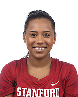 Stanford, CA - September 20, 2019: Libby Muir, Athlete and Staff Headshots