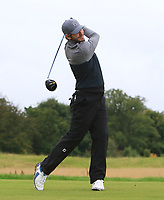 James Heath (ENG) on the 11th tee during Round 2 of the Bridgestone Challenge 2017 at the Luton Hoo Hotel Golf &amp; Spa, Luton, Bedfordshire, England. 08/09/2017<br /> Picture: Golffile | Thos Caffrey<br /> <br /> <br /> All photo usage must carry mandatory copyright credit     (&copy; Golffile | Thos Caffrey)