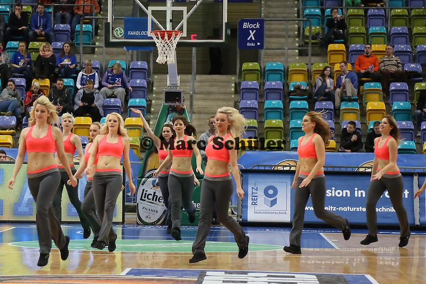 Fraport Skyliners Dance Team - Fraport Skyliners vs. Shooters Den Bosch, Fraport Arena Frankfurt