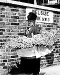 Flowerseller Swiss Cottage 1931-5