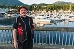 Frederick Otilius Olsen, Jr., Tribal President-Organized Village of Kasaan, Chair-Southeast Alaska Indigenous Transboundary Commission. Haida heritage. Ketchikan, Alaska. 2017