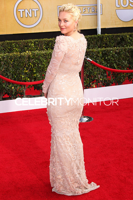 LOS ANGELES, CA - JANUARY 18: Elisabeth Rohm at the 20th Annual Screen Actors Guild Awards held at The Shrine Auditorium on January 18, 2014 in Los Angeles, California. (Photo by Xavier Collin/Celebrity Monitor)