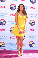 UNIVERSAL CITY, CA - JULY 22: Shay Mitchell at the 2012 Teen Choice Awards at Gibson Amphitheatre on July 22, 2012 in Universal City, California. &copy; mpi28/MediaPunch Inc. /NortePhoto.com*<br />