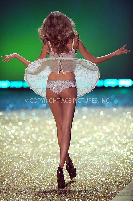 WWW.ACEPIXS.COM . . . . .....November 10 2010, New York City....Magdalena Frakowiak on the runway during the 2010 Victoria's Secret Fashion Show at the Lexington Armory on November 10, 2010 in New York City.  ....Please byline: KRISTIN CALLAHAN - ACEPIXS.COM.. . . . . . ..Ace Pictures, Inc:  ..(212) 243-8787 or (646) 679 0430..e-mail: picturedesk@acepixs.com..web: http://www.acepixs.com