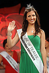 20-08-2013:  Haley O'Sullivan, Texas Rose , who was crowned as the 2013 Rose of Tralee at the festival dome in Tralee on Tuesday night.    Picture: Eamonn Keogh (MacMonagle, Killarney)
