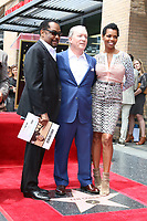 LOS ANGELES - MAY 15:  James Reynolds, Ken Corday, Vanessa Williams at the Ken Corday Star Ceremony on the Hollywood Walk of Fame on May 15, 2017 in Los Angeles, CA