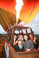 20140325 March 25 Hot Air Balloon Gold Coast