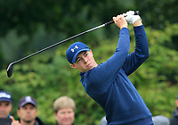 Matthew Fitzpatrick (ENG) on the 6th tee during Round 3 of the D+D Real Czech Masters at the Albatross Golf Resort, Prague, Czech Rep. 02/09/2017<br /> Picture: Golffile | Thos Caffrey<br /> <br /> <br /> All photo usage must carry mandatory copyright credit     (&copy; Golffile | Thos Caffrey)