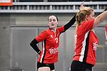2017-11-04 / Volleybal / Seizoen 2017-2018 / Dames VC Geel / Manu Helsen<br /> <br /> ,Foto: Mpics.be