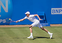 KEVIN ANDERSON (RSA)<br /> <br /> Aegon Championships 2014 - Queens Club -  London - UK -  ATP - ITF - 2014  - Great Britain -  10th June 2014. <br /> <br /> &copy; AMN IMAGES