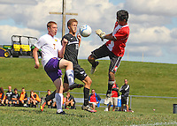 Mens Varsity Soccer vs. Bishop Luers 9-21-13