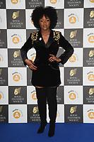 Rachel Adedeji<br /> arriving for the RTS Awards 2019 at the Grosvenor House Hotel, London<br /> <br /> ©Ash Knotek  D3489  19/03/2019