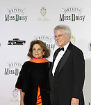 Tovah Feldshuh (AMC, ATWT and Ryan's Hope) and husband Andrew Harris at Opening Night of Broadway's Driving Miss Daisy on October 25, 2010 and the after party at the Plaza, New York City, New York. (Photo by Sue Coflin/Max Photos