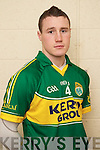Mark Griffin member of the Kerry U-21 panel 2012