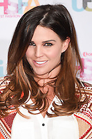 Danielle Lloyd<br /> attends the 2016 Lorraine High Street Fashion Awards held at the Grand Connaught Rooms, Holborn, London.<br /> <br /> <br /> ©Ash Knotek  D3119  17/05/2016