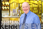 John Fitzgerald, John Fitzgerald's Jewellers, The Square Shop, Tralee: We appreciate our customers, no matter how small it is. There is a great atmosphere around the town centre with a great variety of shops and the people are very friendly.