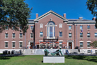 Faunce House, Brown University campus, Providence, Rhode Island, USA