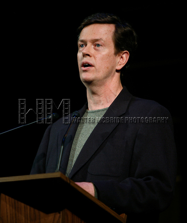 Dylan Baker.during the 65th Annual Theatre World Awards held at the MTC's Samuel J. Friedman Theatre in New York City. The Theatre World Award celebrates the oldest Award given for Broadway and Off-Broadway Debuts..June 2, 2009.© Walter McBride /