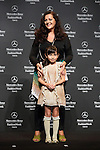 Rio Suzuki and Angela Missoni, Oct 14, 2013 : Rio Suzuki wearing Missoni and designer Angela Missoni attend Mercedes-Benz Fashion Week Tokyo 2014 S/S Openig Ceremony at Shibuya Hikarie Tokyo Japan on 14 Oct 2013