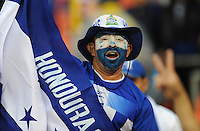 Washington, D.C.- May 29, 2014. Honduras Fan.  Turkey defeated Honduras 2-0 during an international friendly game at RFK Stadium.