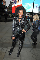 Scarlette Douglas at the Black Magic Awards 2019, The Criterion Theatre, Piccadilly Circus, London, England, UK, on Monday 10th June 2019.<br /> CAP/CAN<br /> ©CAN/Capital Pictures
