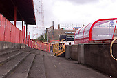 23/06/2000 Blackpool FC Bloomfield Road Ground..West paddock behind away dugout......© Phill Heywood.