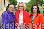 Enjoying the Glenflesk Gathering celebrations on Saturday were Siobhan O'Donoghue, Evelyn Courtney and Kathleen Tangney.