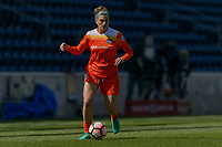 Bridgeview, IL - Saturday May 06, 2017: Cari Roccaro during a regular season National Women's Soccer League (NWSL) match between the Chicago Red Stars and the Houston Dash at Toyota Park. The Red Stars won 2-0.