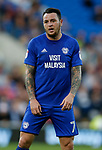 Lee Tomlin of Cardiff City during the Championship match at the Cardiff City Stadium, Cardiff. Picture date: August 15th 2017. Picture credit should read: Simon Bellis/Sportimage