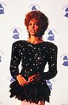 Whitney Houston 1987 Grammy Awards