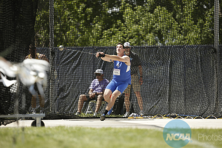 Logan, UT - May 12:  The 2017 Mountain West Outdoor Track and Field Championship is held at Ralph Maughn Stadium in Logan, UT on May 12, 2017. Aaron Cornia/NCAA Photos