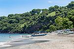 White Beach (Virgin Beach) nahe Candi Dasa, Bali