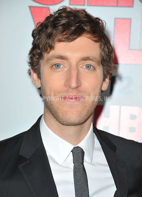 WWW.ACEPIXS.COM<br /> <br /> April 2 2015, LA<br /> <br /> Thomas Middleditch arriving at the premiere of HBO's 'Silicon Valley' 2nd Season at the El Capitan Theatre on April 2, 2015 in Hollywood, California. <br /> <br /> <br /> By Line: Peter West/ACE Pictures<br /> <br /> <br /> ACE Pictures, Inc.<br /> tel: 646 769 0430<br /> Email: info@acepixs.com<br /> www.acepixs.com