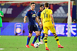 Manchester United midfielder Ander Herrera (l) during the International Champions Cup China 2016, match between Manchester United vs Borussia  Dortmund on 22 July 2016 held at the Shanghai Stadium in Shanghai, China. Photo by Marcio Machado / Power Sport Images