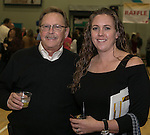 Ron Smith and Dani Winfield during the Jack T. Reviglio Cioppino Feed & Auction at the Donald W. Reynolds Facility in Reno on Saturday, February 25, 2017.