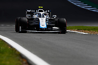 1st August 2020, Silverstone, Northampton, UK; FIA Formula One World Championship 2020, Grand Prix of Great Britain,  qualifying;  6 Nicholas Latifi CAN, Williams Racing