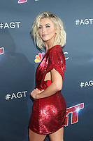 "LOS ANGELES - AUG 20:  Julianne Hough at the ""America's Got Talent"" Season 14 Live Show Red Carpet at the Dolby Theater on August 20, 2019 in Los Angeles, CA"