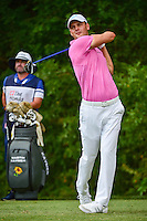 Martin Kaymer (DEU) watches his tee shot on 3 during round 3 of the Honda Classic, PGA National, Palm Beach Gardens, West Palm Beach, Florida, USA. 2/25/2017.<br /> Picture: Golffile | Ken Murray<br /> <br /> <br /> All photo usage must carry mandatory copyright credit (&copy; Golffile | Ken Murray)